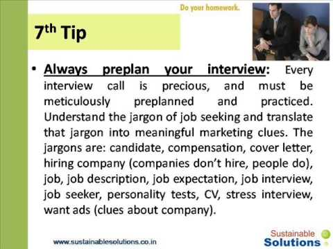 Top Tips for Jobseekers to get a Job!