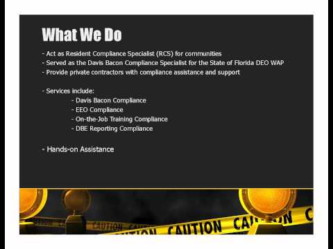 Infrastructure Solutions Services Funding Melbourne FL