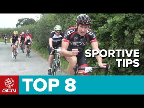 8 Essential Sportive Tips