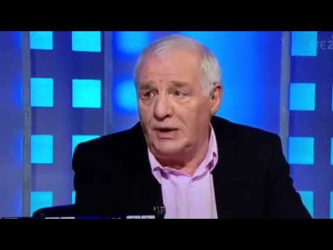Eamon dunphy on manuel pellegrini