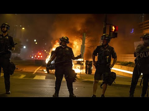 US cities order curfews as mass protests continue over death of George Floyd