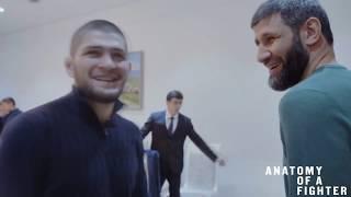 Хабиб Нурмагомедов напоминает о своём брате.