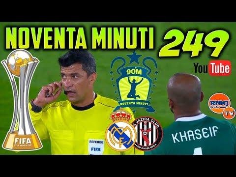 90 MINUTI 249 Real Madrid TV (14/12/2017)