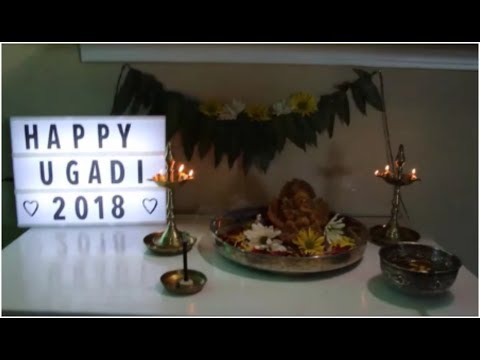 MY 1ST VLOG||HOW WE CELEBRATED UGADI||DAY IN MY LIFE