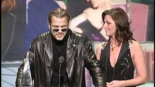 Ace of Base Win Favorite Pop/Rock Band, Duo, or Group Award - AMA 1995