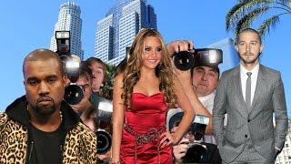 Celebrities vs Paparazzi (Supercut)