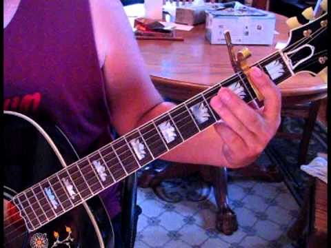 Waymore's Blues  (Waylon Jennings - Lesson)