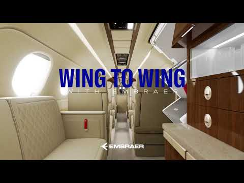 Wing To Wing 04: Phenom 300E