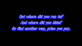 My Chemical Romance - Disechanted (Lyric)