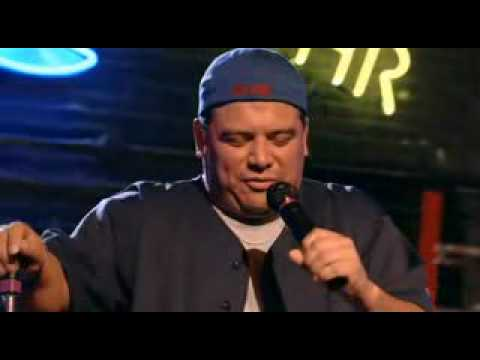 Stand up comedy by Carlos Mencia.....Very Funny