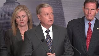 Watch live: Graham, Van Hollen introduce bipartisan Turkey sanctions bill