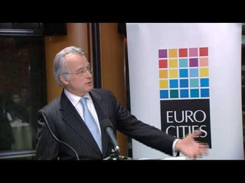 EUROCITIES - Cities4Europe: speech by Jozias van Aartsen