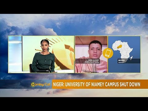 Niger: University of Niamey campus closed[The Morning Call]