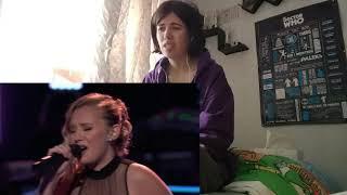 "REACTION: The Voice 2017 Knockout - Addison Agen: ""Beneath Your Beautiful"""