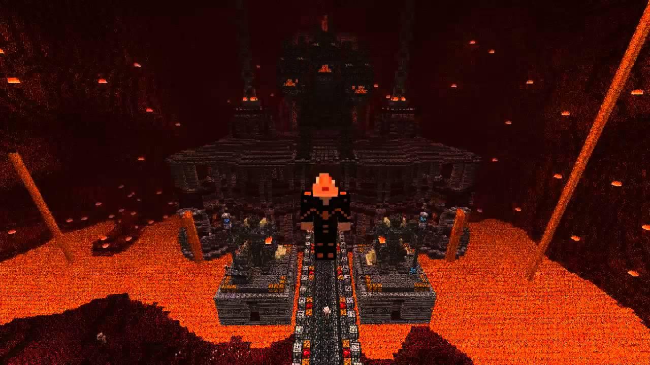 minecraft cinématique temple of hades by frozen flower u0027s
