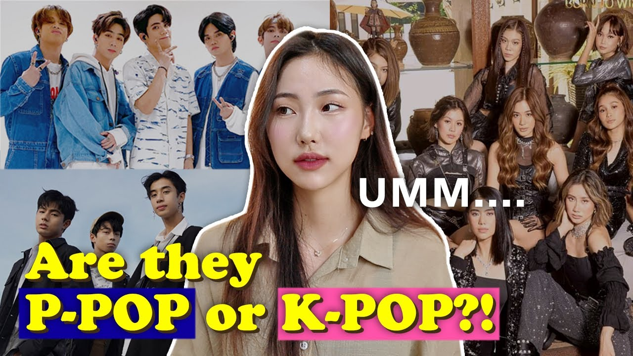 Is PPOP Copying KPOP?   Cultural Imperialism in the Philippines