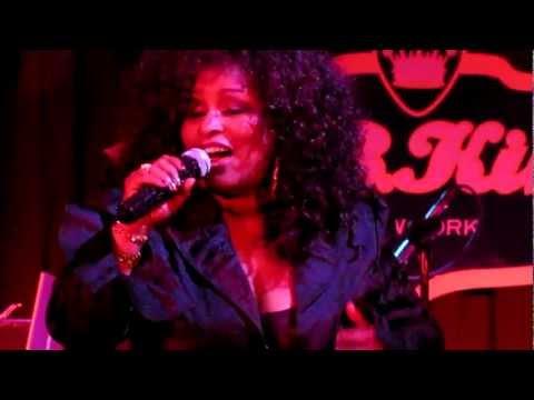 Chaka Khan, Sweet Thing, BB King's Blues Club, NYC 6-18-11