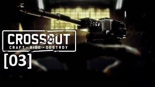 CROSSOUT [03] [Der 76er Kanonentest - jetzt mit mehr BUMMS] [Let's Play Gameplay Deutsch German] thumbnail