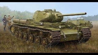 КВ - 85 обзор World of Tanks.