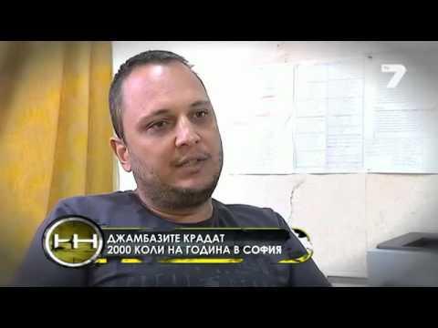 Жега 13.09.2015 - Български автоджамбази крадат джип за 11 секунди