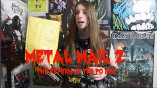 Video Metal Mail 2: The Return of the PO Box download MP3, 3GP, MP4, WEBM, AVI, FLV Agustus 2018