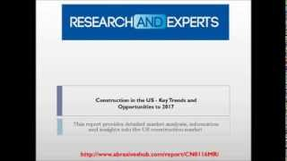 Research and Experts:Construction industry in the USA