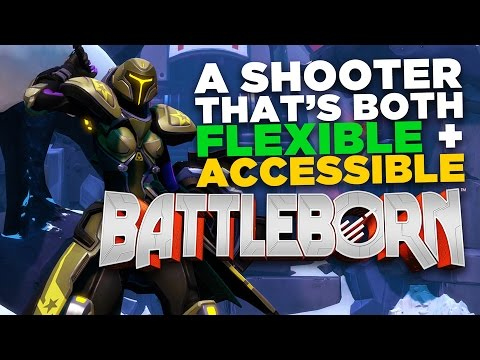 Could Battleborn Be The Most Flexible And Accessible Team Shooter Out There?