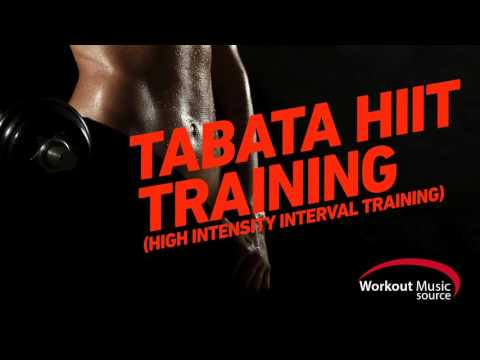 Workout Music Source // TABATA HIIT Training With Vocal Cues // 32 Count (150 BPM)