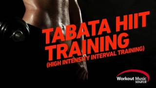 Workout Music Source // 32 Count TABATA HIIT Training With Vocal Cues (150 BPM)
