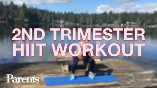 Pregnancy Workout: 2nd Trimester HIIT | Parents