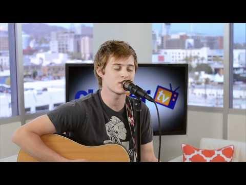 Lucas Grabeel 'Broken' Acoustic Performance
