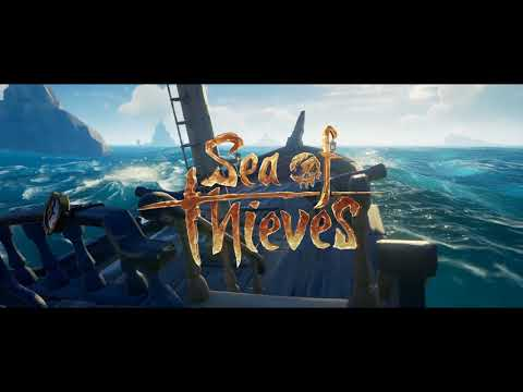 Sea of Thieves - Sailing Off Into the Sunset (Ambient, ASMR, Relaxation)