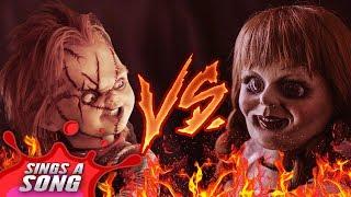 Chucky Vs Annabelle