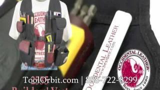 Occidental Leather - Builder's Vest At [ Www.toolorbit.com ]
