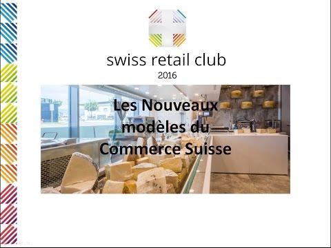 Soirée Swiss Retail Club - 20 Oct 2016 - Duchessa Etoy - Les nouveaux modèles du commerce Suisse