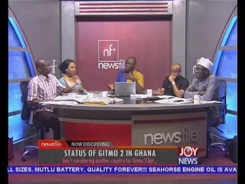 Status of GIMTO 2 in Ghana - Newsfile on JoyNews (27-1-18)