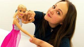 Видео для девочек. Барби идет на венский бал