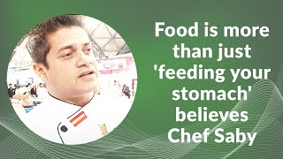 Food is more than just feeding your