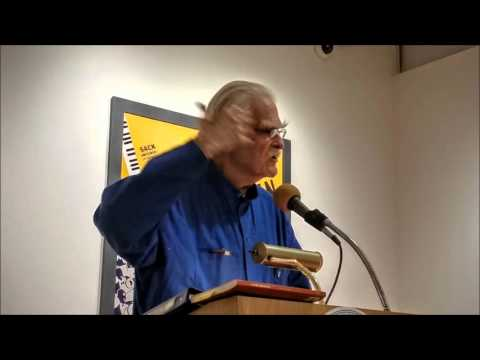Robert Kelly reads at Dutchess Community College