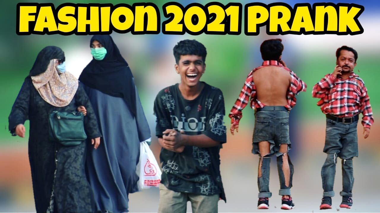 FASHION 2021 PRANK - Funny Public Prank   New Talent