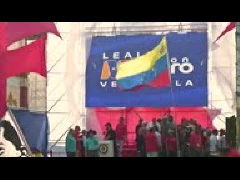 Maduro proposes early National Assembly elections