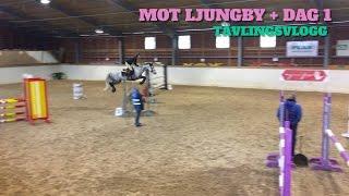 MOT LJUNGBY + DAG 1 || Tävlingsvlogg