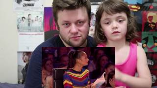 Issy Simpson BRITAIN'S GOT TALENT 2017 - REACTION!!! w/ Magic (I Make My Daughter Disappear!)