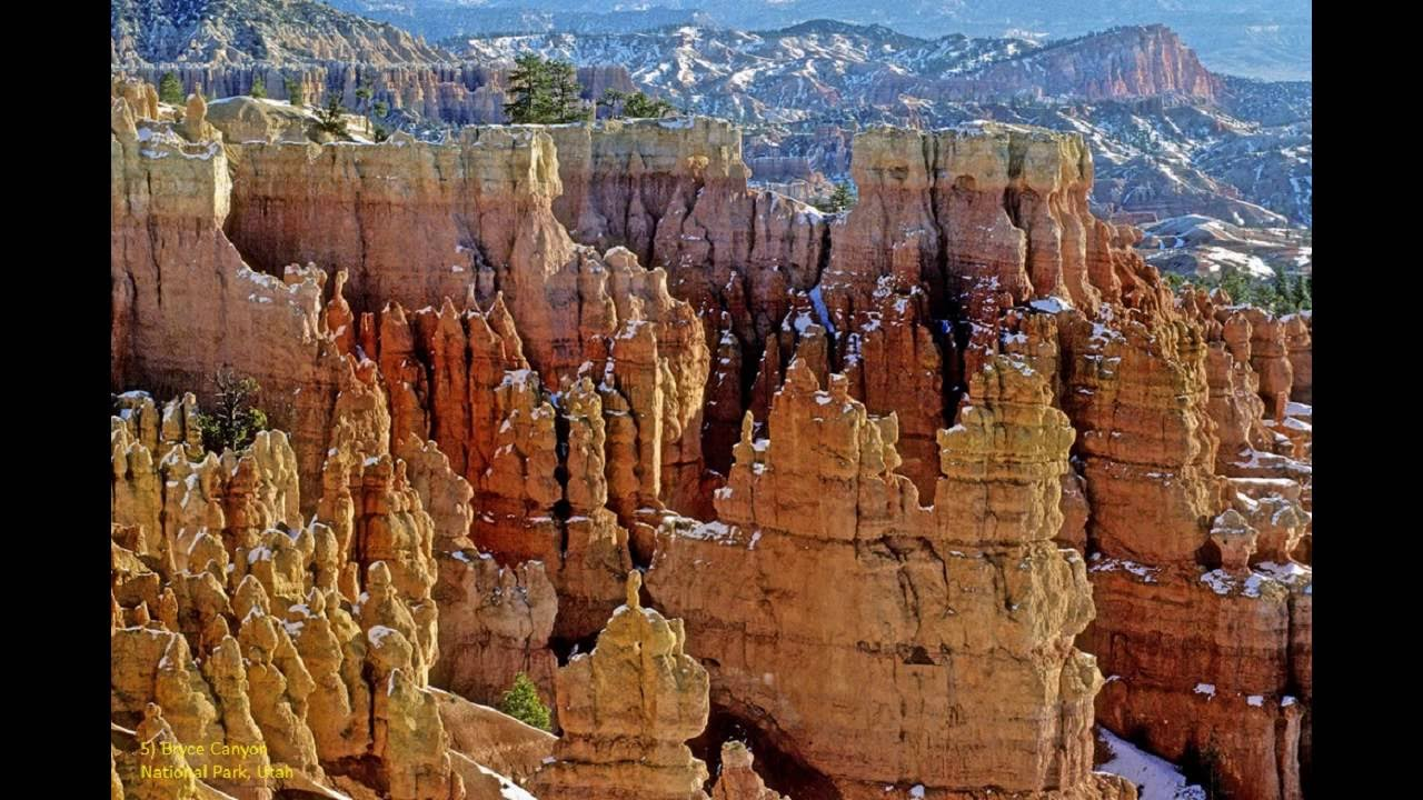 The Top 10 Most Beautiful Places In The United States