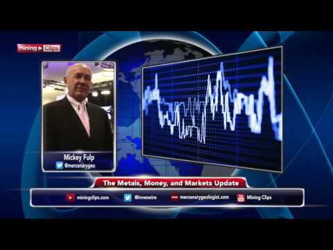 Metals, Money & Markets Update with the Mercenary Geologist, Mickey Fulp for April 22, 2016…