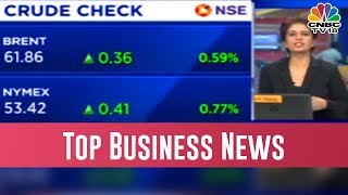 Today's Top Business News Headlines | Jan 24, 2019
