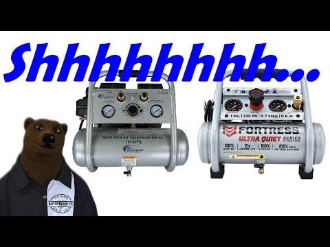 quiet-compressor-battle-(harbor-freight-fortress-vs-cat)