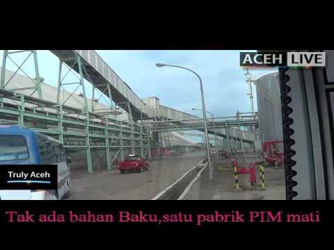 Satu Pabrik Pupuk Urea Di Aceh Tak Berproduksi