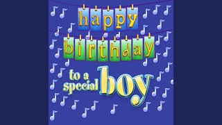 Cover images Happy Birthday to the Birthday Boy (Genderized)