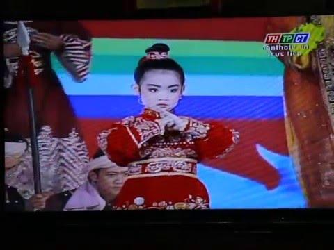 Bảo Ngọc trong vai Trần Quốc Toản - Ngày hội tuổi thơ 2016